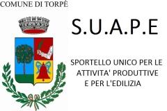 SUAPE - Sportello Unico per le Attività Produttive e per l'Edilizia